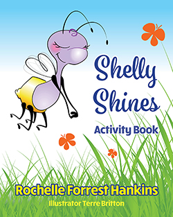 Shelly Shines Activity Book